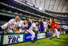 今、球場内外で大人気! 侍JAPAN黙認の応援団体「偽JAPAN」とは?