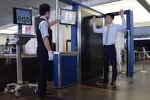 東京五輪へ保安検査強化=ボディースキャナーを導入-成田空港