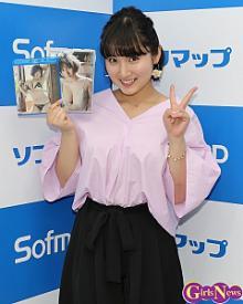 紗綾、「私の体を堪能して欲しい」ショートカットがまぶしい新作Blu-ray