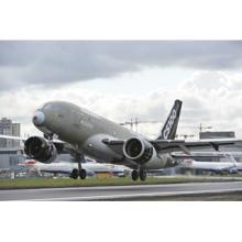 ボンバルディアCS100、大西洋横断飛行を実施--ロンドン・シティからJFKへ