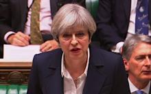 英、EU離脱を正式通告