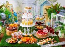生誕150周年を記念!世界中で愛されているピーターラビットの世界観を表現!