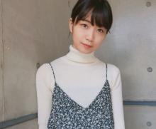 深川麻衣、26歳誕生日に公式インスタグラム開設