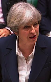 「明るい未来へのチャンス」=英首相