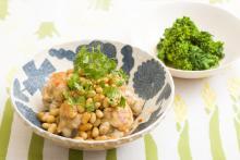 おいしくやせる 旬のおかずダイエットレシピ こんなに食べていいの!? 鶏肉と大豆で高タンパクな「鶏手羽と大豆のピリ辛煮」