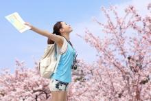 【若者世代1,000名調査】おひとりさま花見も楽しい!「お気楽花見」が人気の理由