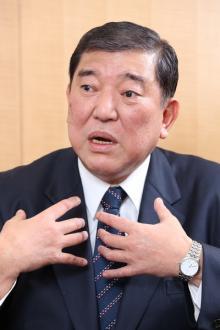 石破茂氏「皇室が終わるときは日本が終わると思っている」