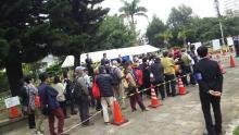香山リカ、沖縄基地反対運動リーダーらの初公判を傍聴する