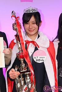 """日本一かわいい女子高生""""は大阪の高2・船越雪乃さんに決定「堀北真希さんに似てるって言われます」"""