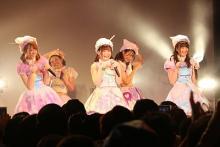 わーすた、6月に台湾公演が決定 ワールドワイドな新曲も初披露