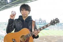 高橋優、ABC夏の高校野球応援ソングを書き下ろし!