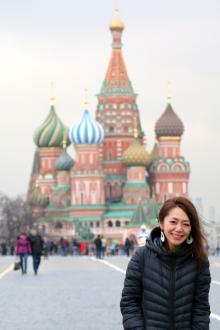 旅人マリーシャの世界一周紀行:第137回「愛想笑いをしないロシア美人がもたらすツンデレ効果」