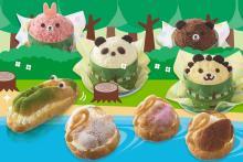 パンダやうさぎが可愛い!銀座コージーコーナー上野にどうぶつモチーフのケーキ