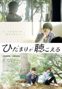PrizmaX 福本有希&島田翼が 映画『ひだまりが聴こえる』に出演!