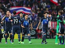 日本、タイ下す=サッカーW杯予選