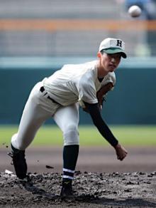報徳学園が準決勝へ=高校野球