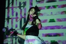 アプガ佐保明梨、メンバー初のソロライブ開催  改めて 「私はライブが大好き」を実感