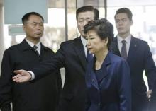 逮捕状可否の審査続く=朴前大統領、全面否認か-韓国