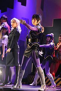 岩田華怜「いちばん大変だったのはラブシーン」 舞台『サイレントメビウス』が新宿に降臨