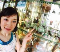 超可愛い!パステルカラー食器にレトロ豪邸でお嬢様気分♪【女子旅@マレーシア・ペナン】