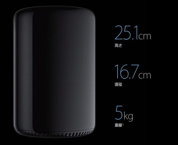 Apple、現行の「Mac Pro」をアプデ。CPUとGPU強化で29万8800円~