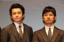 西島秀俊、小栗旬は「弟のよう」 民放連ドラ初共演「CRISIS」で寄せる信頼