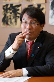 大の煙草嫌いの松原仁代議士 屋内禁煙規制に反対する理由