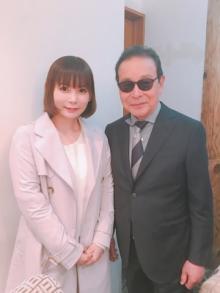 中川翔子 父・勝彦さんの「いいとも」出演映像にしみじみ