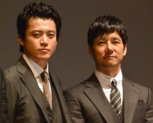 小栗旬×西島秀俊『CRISIS』初回視聴率は13.9% 関西で18.4%