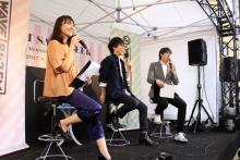 高橋優、ラジオの公開収録で新曲「ロードムービー」を披露