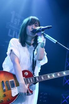 山本彩、新曲2曲初披露&東京事変カバーも「林檎姉さんに憧れて」