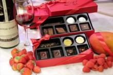 フランス直輸入!人間国宝が作る春の高級ショコラ