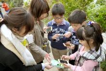 子供と公園へ!スヌーピーのARアプリが大人もハマるかわいさ