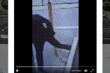 千葉女児殺害事件 「記者が取材断られて壁蹴り」の住民公開動画が大炎上
