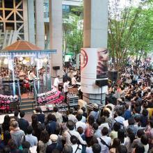 丸の内周辺エリアで気軽に楽しめる日本最大級のクラシック音楽祭が開催