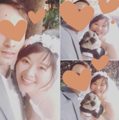 吉野紗香 入籍7年目、ついに夫と結婚式「感謝の気持ちしかない」