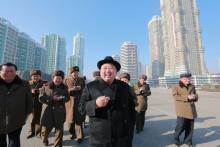 北朝鮮が日本海に弾道ミサイル発射 個別的自衛権行使の事案