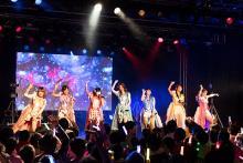 アップアップガールズ(仮)の春ツアーが開幕 7月Zepp Tokyoにてファイナル開催も発表