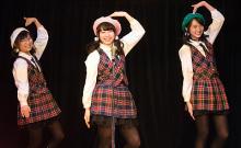 桜井日奈子、武田玲奈、伊藤沙莉によるユニット「KBDホーリーナイト」、新作ダンス動画が公開