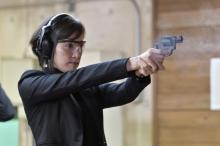 天海祐希主演『緊急取調室』第2シーズン、射撃シーンでスタート