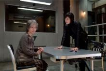 【試写室】「緊急取調室」三田佳子の一言に背筋が凍る