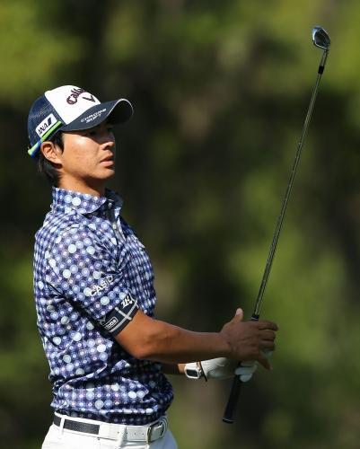 <速報>石川遼、出入りの激しいゴルフで1アンダーフィニッシュ