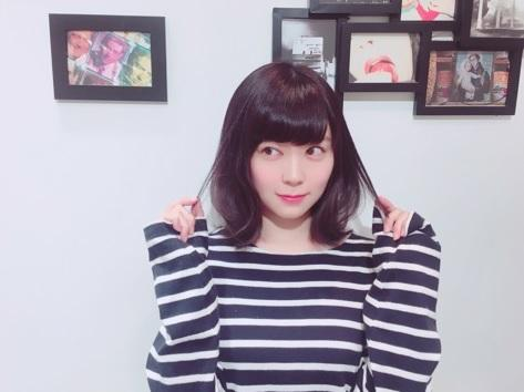 みるきー新ブログで黒髪姿を披露 渡辺美優紀が個人ブログを開始