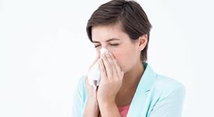 妊娠超初期症状で鼻水も出るの?