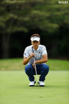 大堀裕次郎、名手からの教えを活かし65!2位タイで週末へ