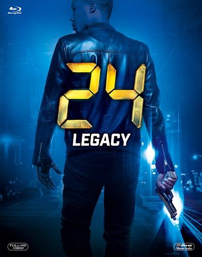 『24 -TWENTY FOUR- レガシー』、7月21日(金)ブルーレイ&DVDリリース