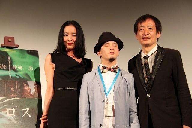 奥山和由監督、「クロス」支えたノーギャラ俳優陣に感謝しきり