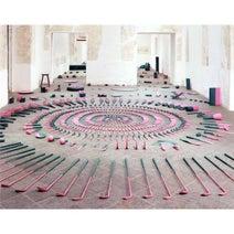 銀座メゾンエルメスで、あらゆる素材をアートにするメキシコ人アーティストの個展