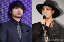 赤西仁&山田孝之JINTAKAが世界の有名人と豪華3ショット「ついに世界へ…」ファンも驚愕