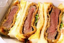 一度は食べたい!京都「はふう」の牛ヒレカツサンド--サクサク衣に肉厚ジューシーなヒレカツがぎっしり